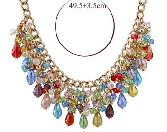 Bohemian necklace for wonan