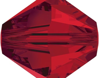Swarovski Crystal Bicone Beads 5328 -3mm 4mm 5mm 6mm 8mm - LT Siam