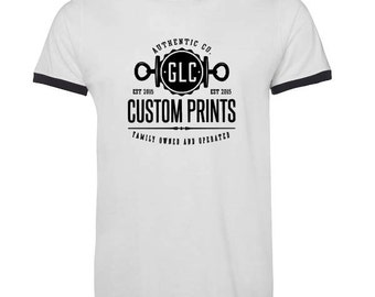 GLC Custom Prints T-Shirt