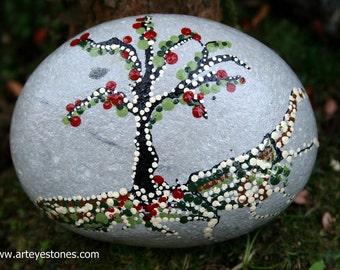 Nº58- Painted Rocks , Painted Stones , Pierres Peintes , Pietre Dipinte , Piedras Pintadas, расписные камни