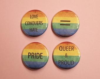 LGBT Pins - Orlando