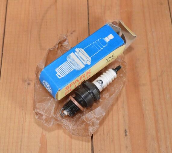 Vintage spark Spark plugs L15Y Old spark plugs by ...