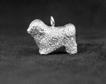 Sterling Silver Puli Charm