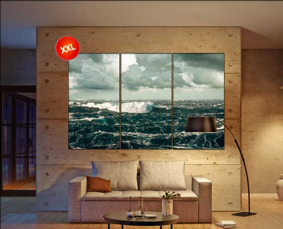 wave  canvas wall art wave wall decoration wave canvas wall art art wave large canvas wall art  wall decor