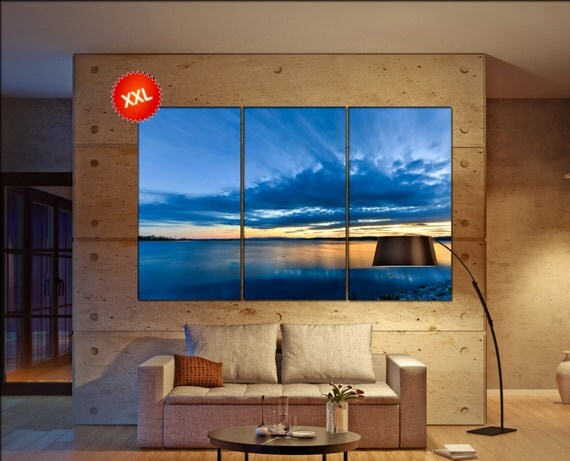 Lake Champlain  canvas Lake Champlain wall decoration Lake Champlain canvas art Lake Champlain large canvas  wall decor