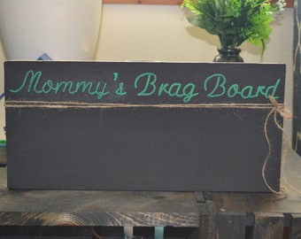 Magnetic Brag Board