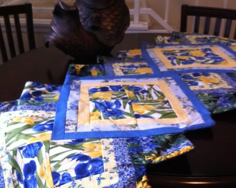 Hand Made Quilted Table Runner