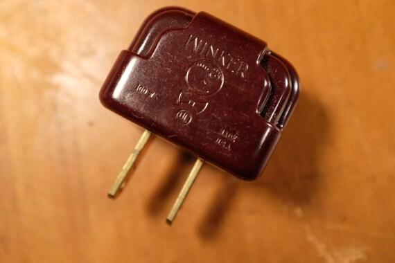 Vintage Plug 52