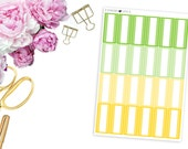 2016 August ECLP Mini Marquee -- Matte Planner Stickers
