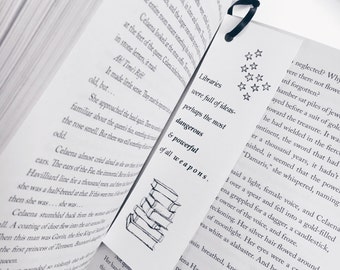Throne of Glass bookmark