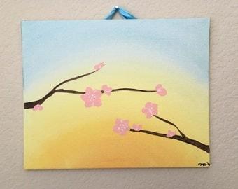 Sunrise blossom
