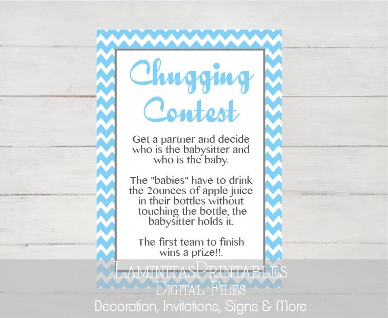 Co-Ed Baby Shower Invitation for adorable invitations design