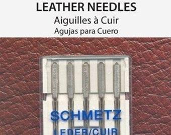 Schmetz Leather Needle 18/110 5 Pack