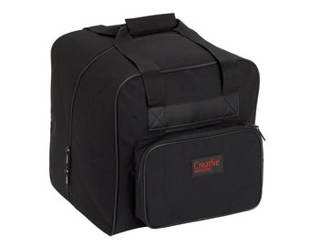 Creative Notions Serger Tote in Black