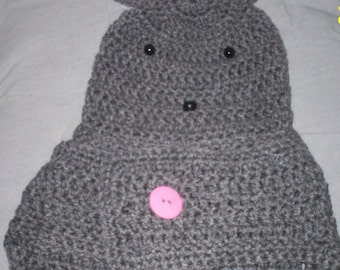 Beanie and Diaper Cover
