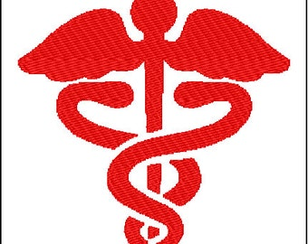 Healthcare Embroidery Design
