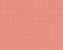 Linea Tonal Tutu Pink Textures Coordinate Blender Cotton Fabric by Makower per Fat Quarter FQ