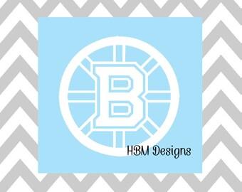 Boston Bruins NHL Hockey sticker decal