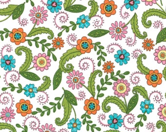 Meadow Friends by Deb Strain (19481-11) Quilting Fabric by the 1/2 Yard
