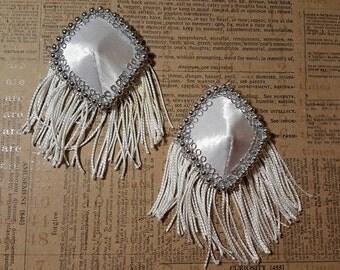 White Diamond Pasties