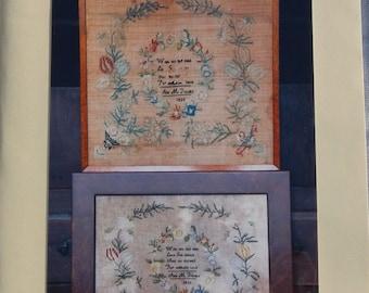 Ann M. Franks 1825 (An Antique Sampler Reproduction) from Heartstring Samplery