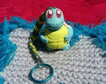Pokemon: Shiny Squirtle Keychain