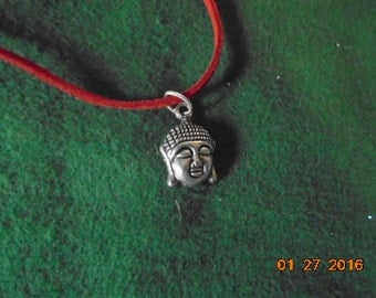 3 Buddha necklaces!