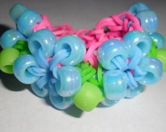 Snow Flower Bracelet