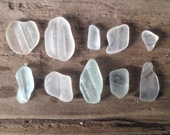 Textured Sea Glass/Genuine Sea Glass
