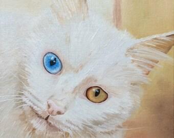 """Rosie - original oil painting 10""""x8"""""""
