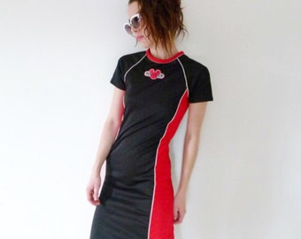 90s MickeyMouse Sporty Dress