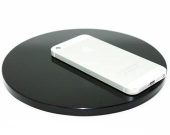 Black Obsidian Mirror 18cm