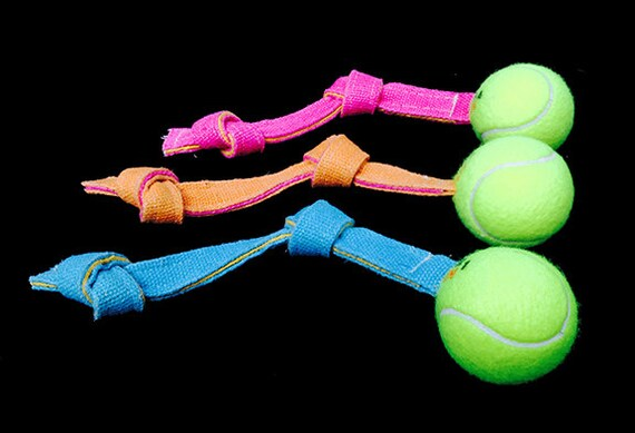 Knottyball hemp recycled tennis ball toy - Can tennis balls be recycled ...