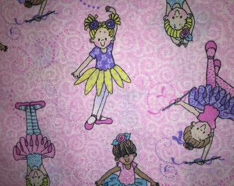 Ballerina .Girls Window Valance