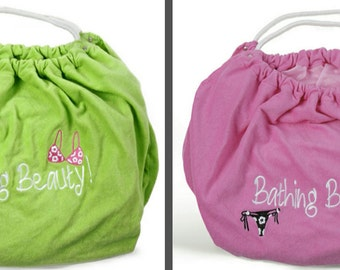 goinglam Beach Bag with Dry Compartment