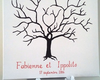 "tree prints ""tree of love"""