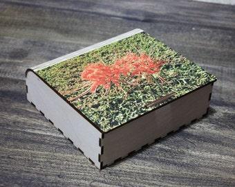 Personalized Wooden Photo Box