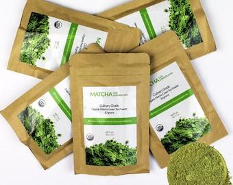 Culinary Grade Matcha - 150g - 5 Pack