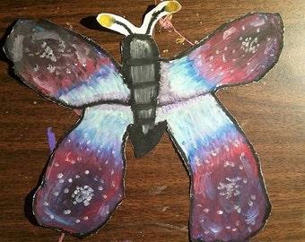 Supernova Butterfly
