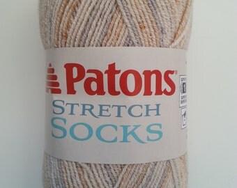 Paton's Stretch Socks - Nougat