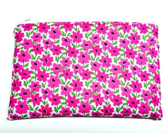 Spring Fling Zippered Pouch