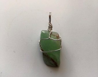 Emerald Calcite Wrap