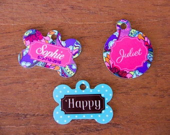 Personalized Pet Tags 3