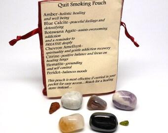 Healing Stones To Quit Smoking