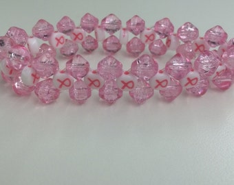 Pink Power-Breast Cancer Bracelet