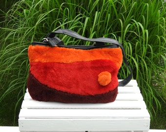 Exclusive tote bag made from recycled materials