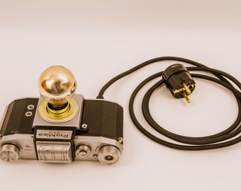 Camera lamp of dimmable
