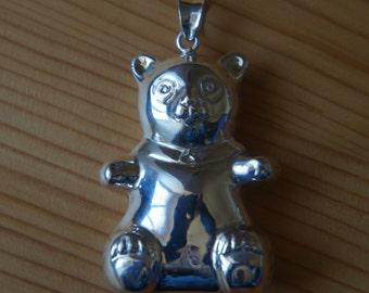 Teddy Bear Pendant