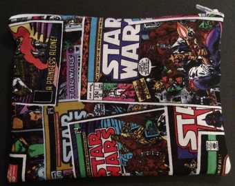 Star Wars Large Zippy Pouch
