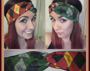 Hogwarts House Divided Headband